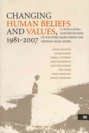 Portada Changing human beliefs and values, 1981-2007