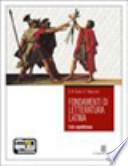 Fondamenti di Letteratura Latina: 1. L'età repubblicana