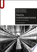 Storia contemporanea dal XIX secolo al XXI secolo