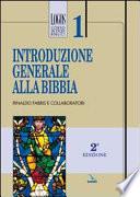 Introduzione generale alla Bibbia