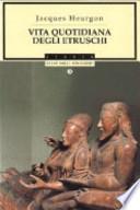 Vita quotidiana degli etruschi