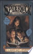 Il libro dei segreti - Spiderwick Le Cronache Libro illustrato fantasy ragazzi PRIMA EDIZIONE