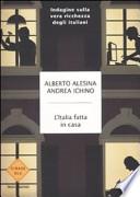 L' Italia fatta in casa indagine sulla vera ricchezza degli italiani