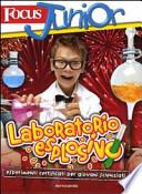 Laboratorio esplosivo. Esperimenti certificati per giovani scienziati