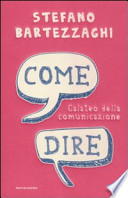 Come dire galateo della comunicazione
