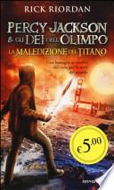 Percy Jackson e gli Dei dell'Olimpo la maledizione del Titano