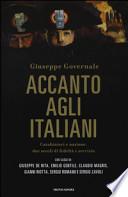 Accanto agli italiani. Carabinieri e nazione, due secoli di fedeltà e servizio