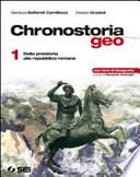 Chronostoria geo vol1 e cittadinanza e costituzione