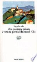 Una questione privata I ventitre giorni della città di Alba