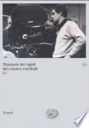 Dizionario dei registi del cinema mondiale. Vol. 3 - P-Z