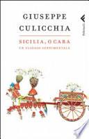 Sicilia, o cara un viaggio sentimentale
