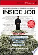 INSIDE JOB. DVD + LIBRO