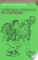 Ex cattedra