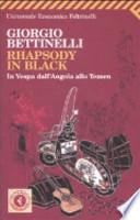 Rhapsody in black - In Vespa dall'Angola allo Yemen