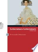Letteratura letterature versione rossa 3.2 Il Novecento