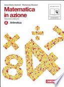 Matematica in azione. Tomi A-B:Atirmetica-Geometria. Con fascicolo di pronto soccorso. Con espansione online. Per la Scuola media