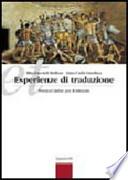 ET esperienze di traduzione