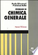 PROBLEMI DI CHIMICA GENERALE
