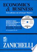 ECONOMICS & BUSINESS +CD-ROM RILEGATO