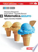 MATEMATICA AZZURRO MULTIMEDIALE VOL 2