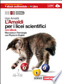 Amaldi per i licei scientifici 1. Con Physics in english. Con interactive e-book. Con esapnsione online