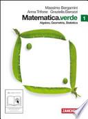 MATEMATICA.VERDE 1 - Algebra, Geometria, Statistica