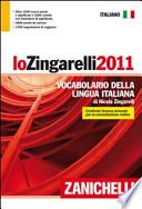 Lo Zingarelli vocabolario della lingua italiana