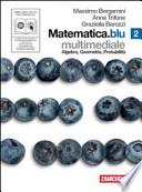Matematica. Blu. Algebra. Geometria. Probabilità. Con espansione online. Con DVD. Per le Scuole superiori. Con CD-ROM