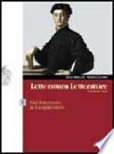 letteratura letterature versione rossa Dal Duecento al cinquecento