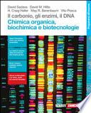 Chimica organica, biochimica e biotecnologie