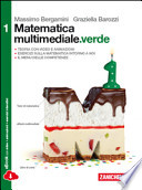 MATEMATICA MULTIMEDIALE VERDE - 1