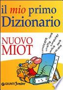 Mio Primo Dizionario Nuovo Miot