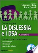 Come leggere La dislessia e i dsa: conoscere per intervenire