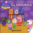 La biblioteca - Peppa Pig
