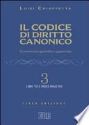Il Codice di diritto canonico commento giuridico-pastorale