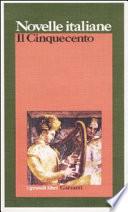 Novelle italiane: Il Cinquecento