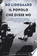 IL POPOLO CHE DISSE NO