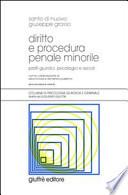 Diritto e procedura penale minorile
