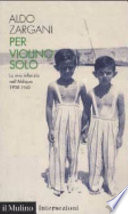 Per violino solo la mia infanzia nell'Aldiqua, 1938-1945