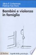 Bambini e violenza in famiglia