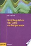 Sociolinguistica dell'Italia contemporanea