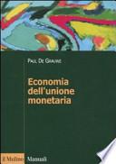Economia dell'Unione monetaria