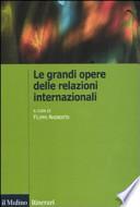 Le grandi opere delle relazioni internazionali