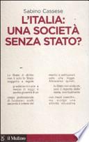 L'Italia una società senza Stato?