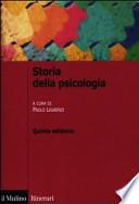 storia della psicologia