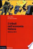 I tributi nell'economia italiana Edizione 2013