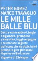 MILLE BALLE BLU (LE)