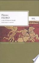 Fedro. Testo greco a fronte  +DIGILIBRO+ACTIVEBOOK