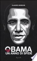 Obama: un anno di sfide