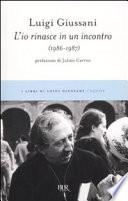 L'IO RINASCE IN UN INCONTRO 1986-1987